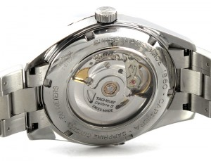 Image of the exhibition window on the Tag Heuer Carrera WV211A.BA0787