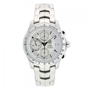 Tag Heuer Men's CJF2111.BA0594 Link Automatic Chronograph Watch