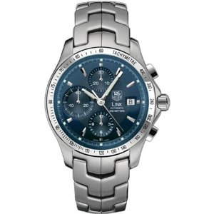 Tag Heuer Men's CJF2114.BA0594 Link Automatic Chronograph Watch