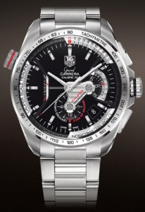 Image - Grand Carrera Variation CAV5115-BA0902 with stainless steel case, bezel and bracelet