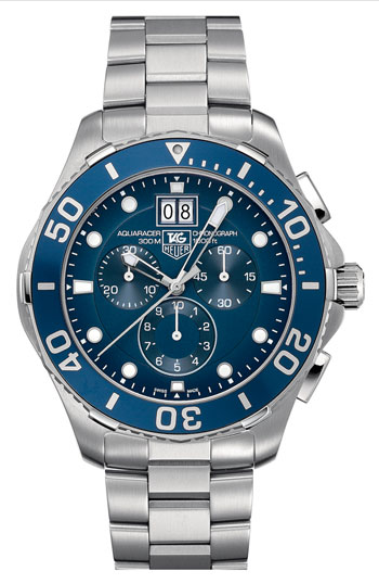 Tag Heuer Aquaracer Collection Watch CAN1011.BA0821- CAN1011BA0821