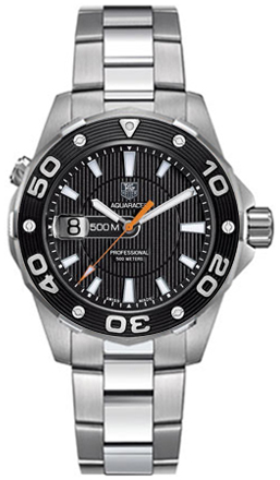 The TAG Heuer Aquaracer