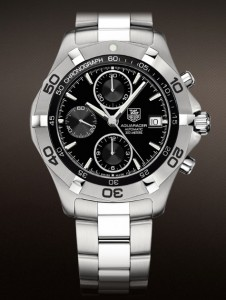 Tag Heuer 2000 Aquaracer Chronograph Mens Watch