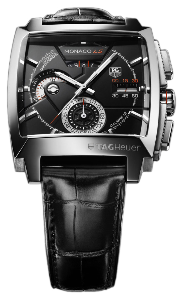 The Monaco LS from Tag Heuer
