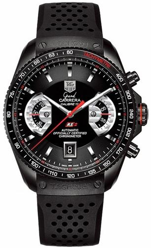 Tag Heuer Grand Carrera Collection Watch CAV518B.FT6016- CAV518BFT6016