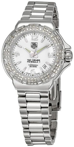 Tag Heuer Formula 1 Ladies Watch WAC1215.BA0852