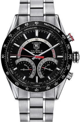 CV710.BA0795 TAG Heuer Carrera Calibre S Laptimer Mens Watch