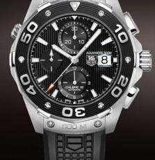 Aquaracer 500 M Calibre 16 Automatic Chronograph 44 mm CAj2110.FT6023