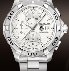 Aquaracer Calibre 16 Automatic Chronograph 42 mm CAP2111.BA0833
