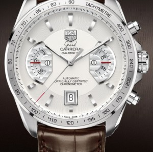 TAG Heuer Grand Carrera Watch CAV511B.FC6231