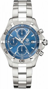 Tag Heuer Aquaracer Automatic Chronograph Men's Watch CAF2112.BA0809