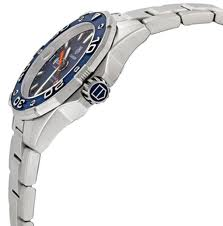 TAG Heuer Aquaracer 500m Mens Watch WAJ1112.BA0870 Side View