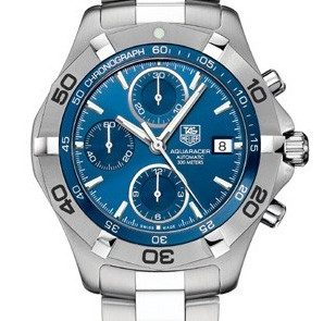 Tag Heuer Aquaracer CAF2112.BA0809 Watch Review