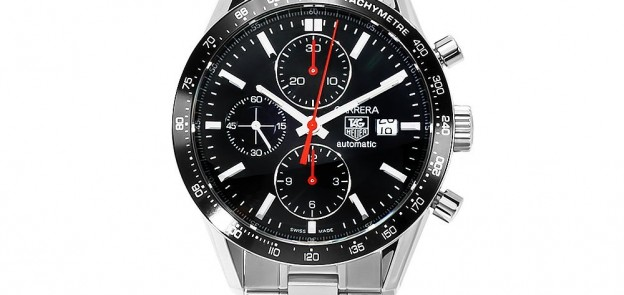 Tag Heuer Carrera Chronograph Mens Watch CV2014.BA0794