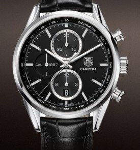 Tag Heuer Carrera Men's Chronograph CAR2110.FC6266 Review
