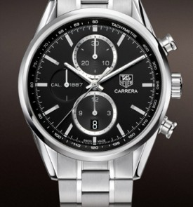 Tag Heuer Carrera Men's Chronograph CAR2110.BA0720 Review