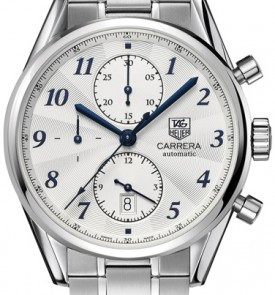 Tag Heuer Carrera Men's Chronograph CAS2111.BA0730 Review