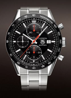 Tag Heuer Carrera Calibre 16 Model CV2014.BA0794