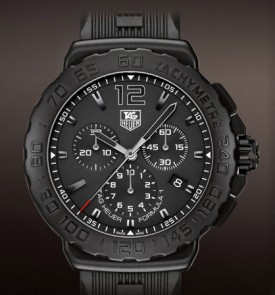 Tag Heuer Formula 1 Men's Chronograph CAU1114.FT6024 Review