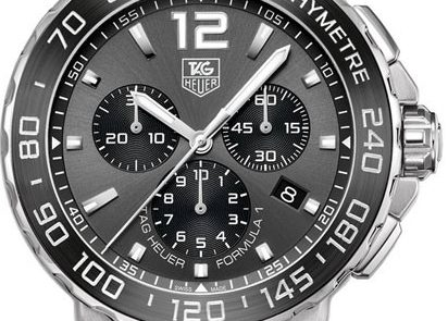 Tag Heuer Formula 1 Men's Chronograph CAU1115.BA0858 Review