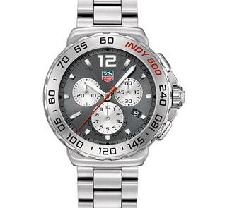 "TAG Heuer Formula 1 ""Indy 500"" Chronograph 42mm CAU1113.BA0858 Review"