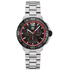 Tag Heuer Formula 1 Chronograph 42mm Watch CAU1116.BA0858