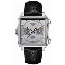 Tag Heuer Monaco Calibre II Limited Edition Automatic Chronograph 39mm Watch CAW211C.FC6241
