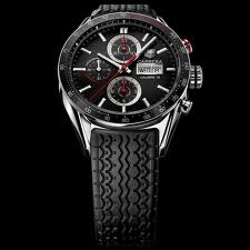 Tag Heuer Carrera Calibre 17 Jack Heuer Limited Edition CV2A1F.FT6033