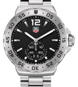 Tag Heuer Grand Date Formula 1 Men's Chronograph WAU1112.BA0858 Review