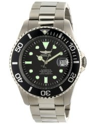 Photo of the Invicta Pro Diver Automatic Ttianium Men's Watch 0420