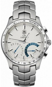 Photo of the The Tag Heuer Link Quartz Men's Chronograph CJF7111.BA0592