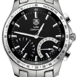 Tag Heuer Link Calibre S Chronograph Hybrid Men's CAT7010.BA0952