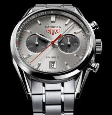 Tag Heuer Carrera Calibre 17 Jack Heuer Limited Edition CV2119.BA0722