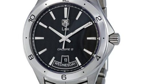 Tag Heuer Men's Link Automatic WAT2010.BA0951