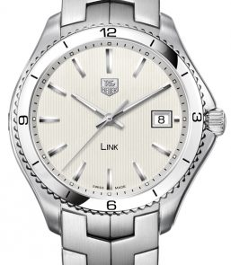 Tag Heuer Men's Link Quartz Watch WAT1111.BA0950