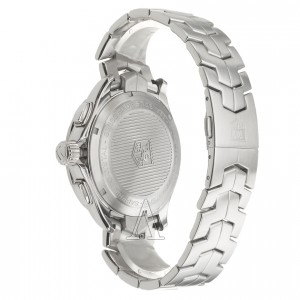 Back of TAG Heuer Link Calibre 16 Watch