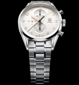 TAG Heuer Carrera Calibre 1887 Watch CAR2012.BA0796 Review