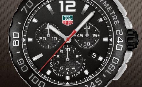 TAG Heuer Formula 1 Watch CAU1110.BA0858 Review